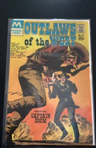 Outlaws of the West #64 (1967)