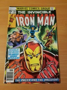 The Invincible Iron Man #104 ~ VERY FINE - NEAR MINT NM ~ (1977, Marvel Comics)