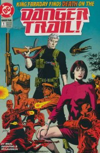 Danger Trail (Mini-Series) #1 VF; DC   save on shipping - details inside