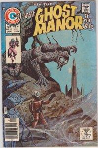 Ghost Manor #29