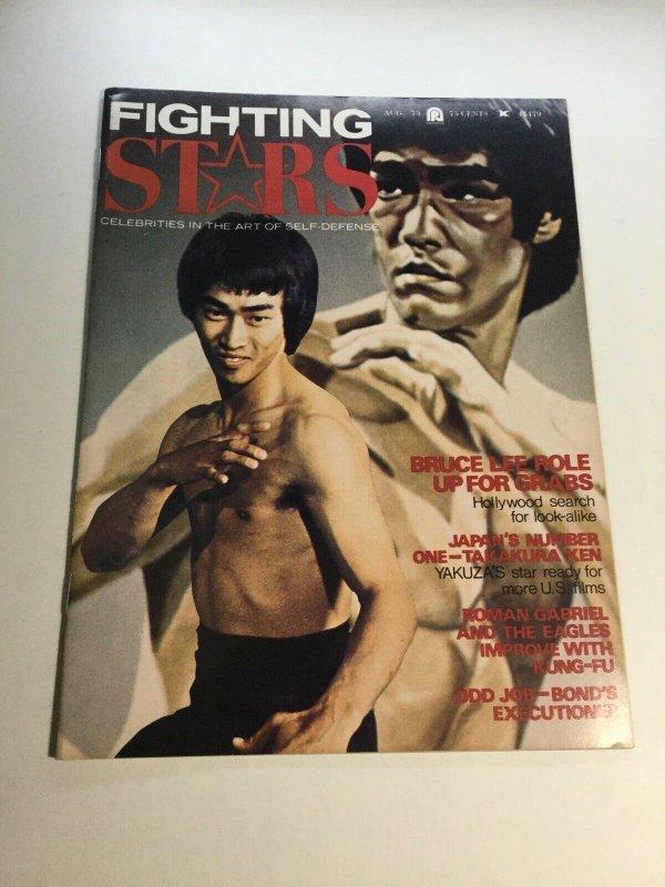 Fighting Stars Vol 2 Issue 4 Nm Near Mint Magazine
