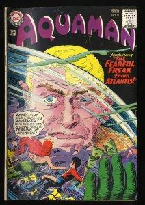 Aquaman #21 VG 4.0