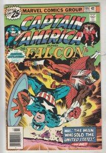 Captain America #199 (Jul-76) FN/VF Mid-High-Grade Captain America