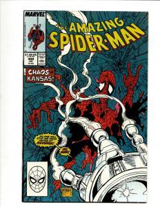 Amazing Spider-Man # 302 VF/NM Marvel Comic Book Venom Todd McFarlane DS4
