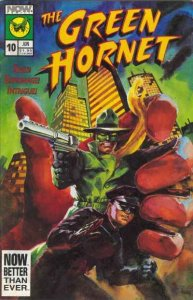 Green Hornet (1991 series) #10, VF+ (Stock photo)