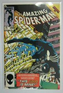 Amazing Spider-Man #268 1st series direct edition 8.5 VF+ (1985)