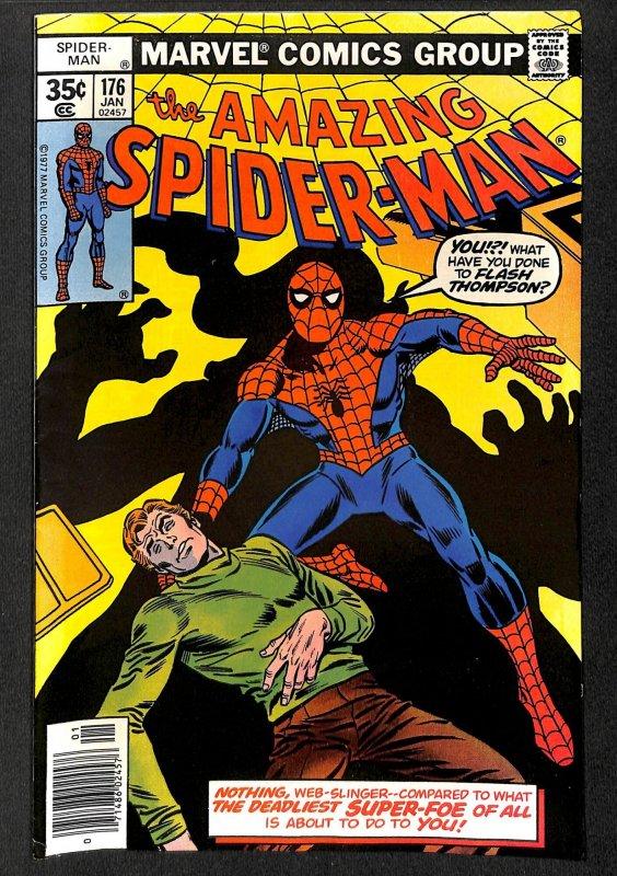 The Amazing Spider-Man #176 (1978)