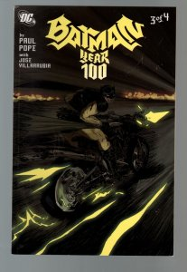 Batman Year 100-Paul Pope-Vol 3-TPB-trade