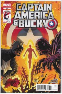 Captain America and Bucky   vol. 1   #628 VF
