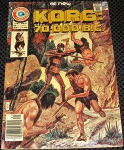 Korg: 70,000 B.C. #6 (1976)