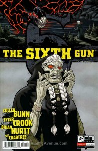Sixth Gun, The #41 VG; Oni | low grade comic - save on shipping - details inside