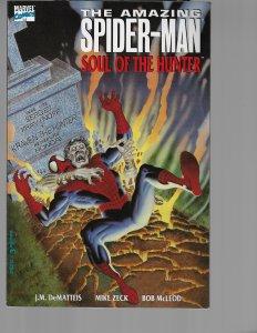 Amazing Spider-man: Soul of the Hunter (Marvel, 1992) NM - Prestige Format