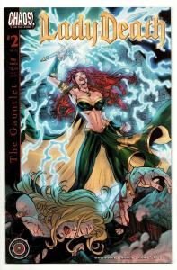 Lady Death: The Gauntlet #2 (Chaos!, 2002) VF-