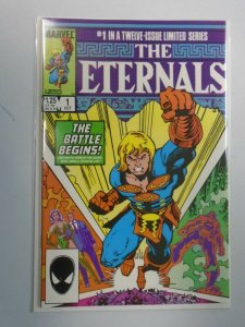 The Eternals #1 6.0 FN (1985 2nd Series)