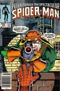 Spectacular Spider-Man (1976 series) #104, NM- (Stock photo)
