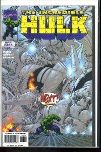 The Incredible Hulk #463 (1998)