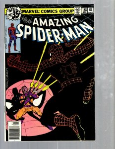 Amazing Spider-Man # 188 NM Marvel Comic Book MJ Vulture Goblin Scorpion TJ1