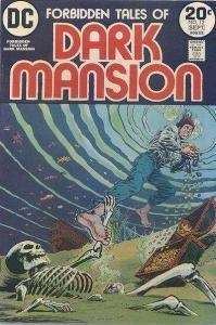 Forbidden Tales of Dark Mansion #12, Fine+ (Stock photo)