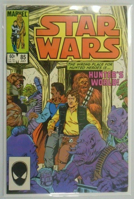Star Wars #85 - 8.0 VF - 1984
