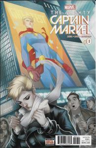 The Mighty Captain Marvel #0
