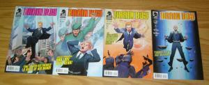 Brain Boy #0 & 1-3 VF/NM complete series - fred van lente - dark horse comics 2
