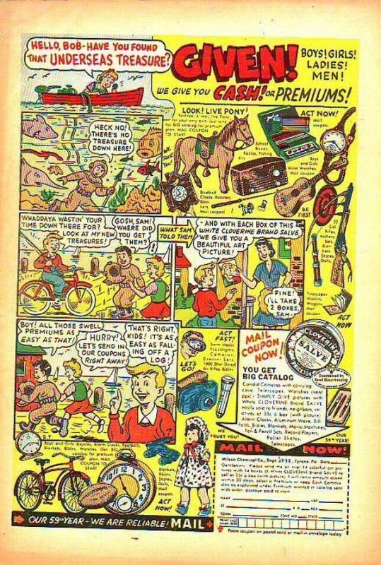 Hawk, The #4 (May-54) FN+ Mid-Grade The Hawk