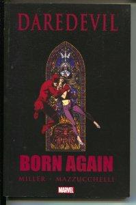 Daredevil: Born Again-Frank Miller-2012-PB-VG/FN