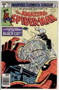 SPIDER-MAN #205, FN+, Black Cat, Wolfman, Amazing, 1963, more ASM in store