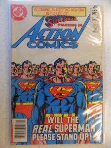 Action Comics # 542 (1982)