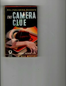 3 Books The Camera Clue The Hostiles The Demon Caravan JK17