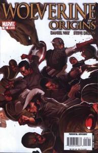 Wolverine: Origins #18, VF+ (Stock photo)