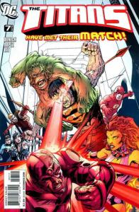 Titans (3rd Series) #7 VF/NM; DC | save on shipping - details inside