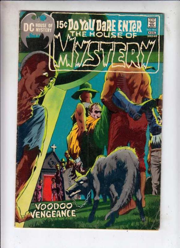 House of Mystery #193 (Aug-71) FN Mid-Grade Cain