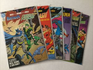 Best Of The Brave And The Bold 1-6 Lot Nm- Near Mint- 9.2 Dc Comics