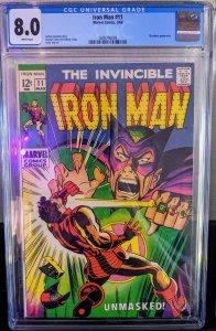 Iron Man #11 (1969)