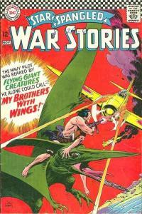Star Spangled War Stories (1952 series) #129, VG+ (Stock photo)