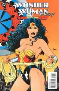 Wonder Woman Gallery #1 VF/NM; DC | save on shipping - details inside
