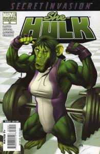 She-Hulk (2nd Series) #32A VF/NM; Marvel | save on shipping - details inside