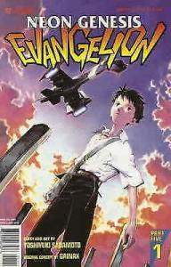 Neon Genesis Evangelion Book 5 #1A VF/NM; Viz | save on shipping - details insid