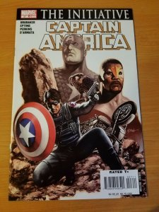 Captain America #27 ~ NEAR MINT NM ~ (2007, Marvel Comics)