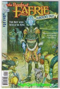 BOOKS of FAERIE #1, NM+, Peter Gross, Auberon's Tale, more Vertigo in store