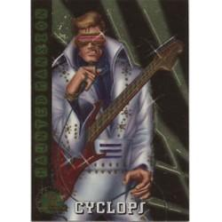 1996 Fleer Ultra X-Men CYCLOPS #92