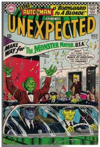 UNEXPECTED (TALES OF) 94 VG-F May 1966