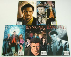 Angel: the Curse #1-5 VF/NM complete series - buffy the vampire slayer set lot