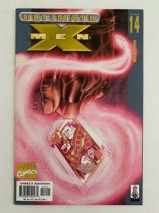 Ultimate X-Men #14 Wild Card (2001 Marvel Comics) NM
