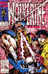 Wolverine (1988 series) #61, NM (Stock photo)