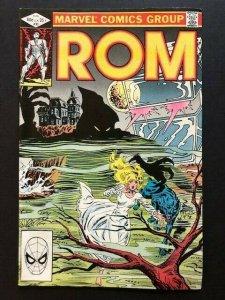MARVEL ROM Spaceknight #33 1982 series  FINE/VERY FINE(A63)