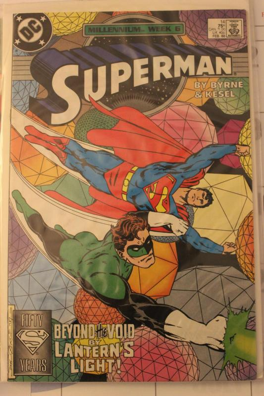 Superman  #14 9-4-nm