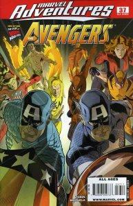 Marvel Adventures The Avengers #37 VF; Marvel   save on shipping - details insid