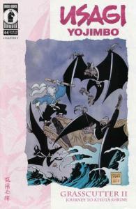 Usagi Yojimbo (Vol. 3) #44 VF/NM; Dark Horse   save on shipping - details inside